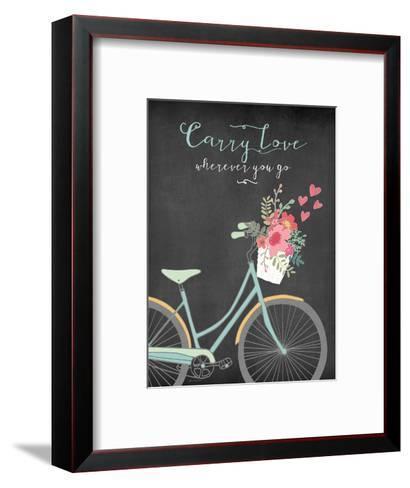 Carry Love-Jo Moulton-Framed Art Print