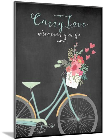 Carry Love-Jo Moulton-Mounted Art Print