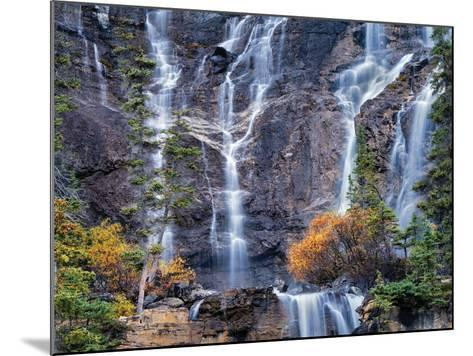 The Falls-Dennis Frates-Mounted Art Print