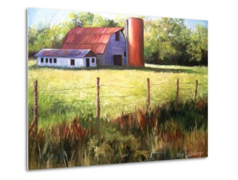 Best Ark Barn-Cheri Wollenberg-Metal Print