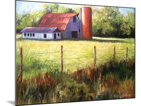 Best Ark Barn-Cheri Wollenberg-Mounted Art Print