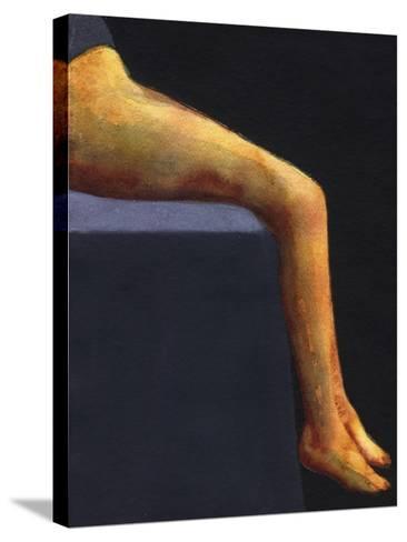 Perch-Graham Dean-Stretched Canvas Print