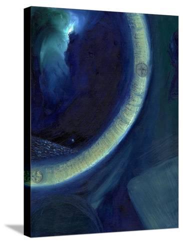 The Upper Berth, 2015-Nancy Moniz Charalambous-Stretched Canvas Print