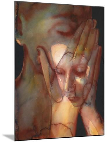 2 Prayer 2-Graham Dean-Mounted Giclee Print