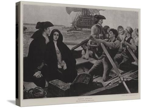 Manon Lescaut-Albert Lynch-Stretched Canvas Print