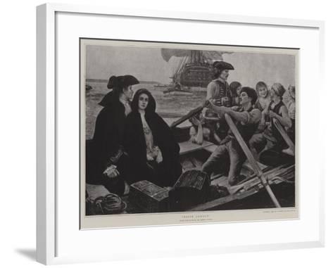 Manon Lescaut-Albert Lynch-Framed Art Print