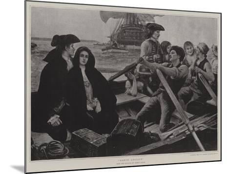 Manon Lescaut-Albert Lynch-Mounted Giclee Print