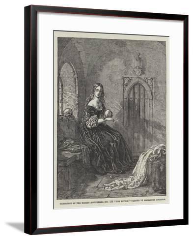 The Novice-Alexander Johnston-Framed Art Print