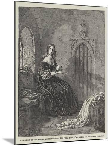 The Novice-Alexander Johnston-Mounted Giclee Print