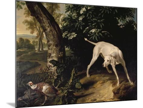 Hunting Scene-Alexandre-Francois Desportes-Mounted Giclee Print