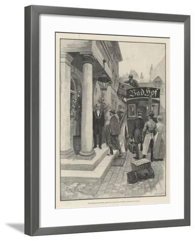 A Ward of the Golden Gate-Amedee Forestier-Framed Art Print