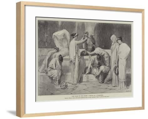 The Tears of the Muses-Amedee Forestier-Framed Art Print