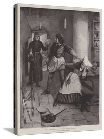 Simon of York-Amedee Forestier-Stretched Canvas Print