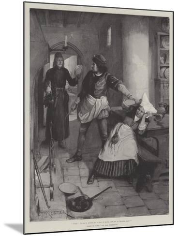 Simon of York-Amedee Forestier-Mounted Giclee Print