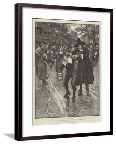 For Faith and Freedom-Amedee Forestier-Framed Art Print