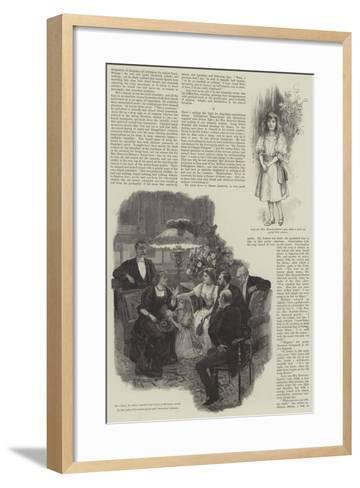 Pallinghurst Barrow-Amedee Forestier-Framed Art Print