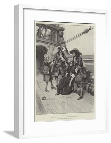 For Faith and Freedom-Amedee Forestier-Framed Art Print