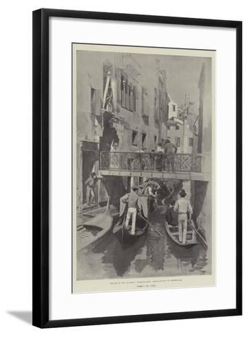 Toxin-Amedee Forestier-Framed Art Print