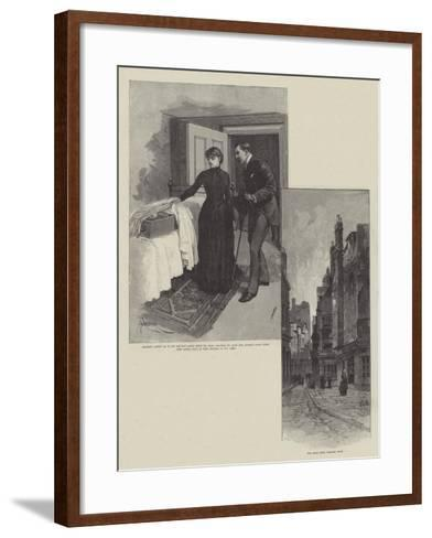 Mr Meeson's Will-Amedee Forestier-Framed Art Print