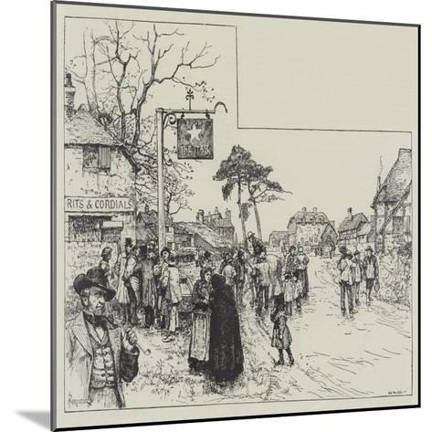 Eyre's Acquittal-Amedee Forestier-Mounted Giclee Print