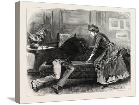 First Person Singular-Arthur Hopkins-Stretched Canvas Print