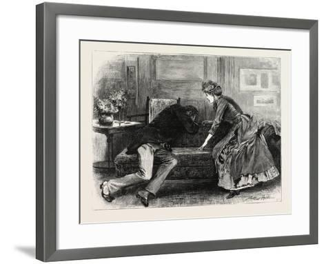 First Person Singular-Arthur Hopkins-Framed Art Print