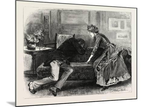 First Person Singular-Arthur Hopkins-Mounted Giclee Print