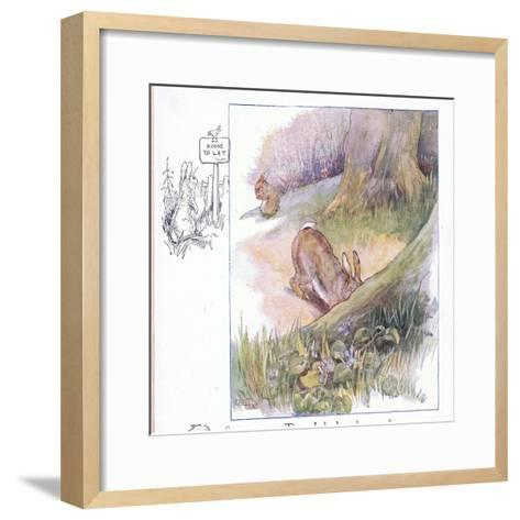 Time I Had a Home-Anne Anderson-Framed Art Print