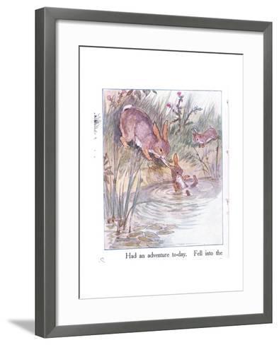 Had an Adventure-Anne Anderson-Framed Art Print