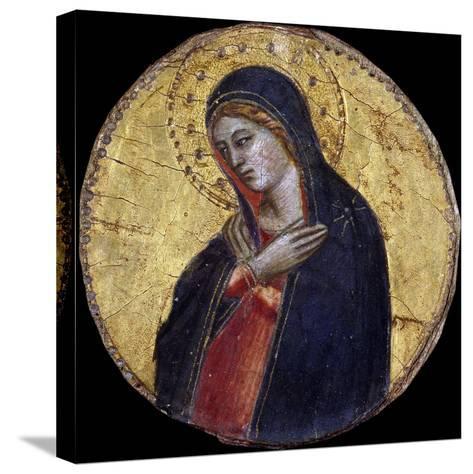 The Virgin of the Annunciation-Andrea Di Cione Orcagna-Stretched Canvas Print