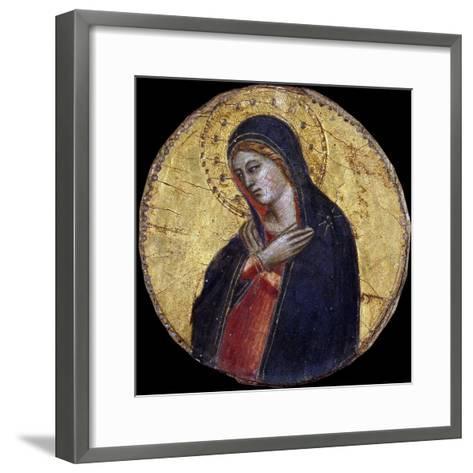 The Virgin of the Annunciation-Andrea Di Cione Orcagna-Framed Art Print