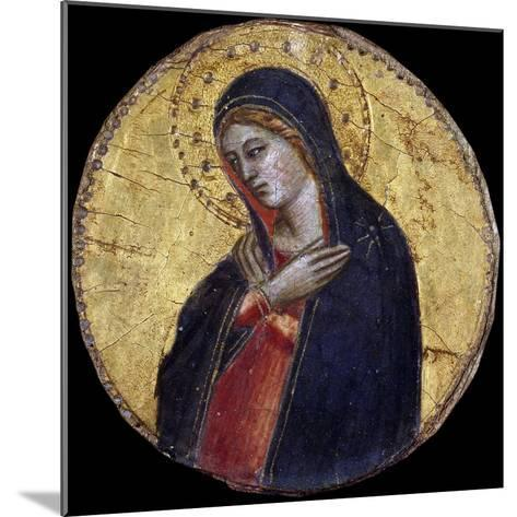 The Virgin of the Annunciation-Andrea Di Cione Orcagna-Mounted Giclee Print