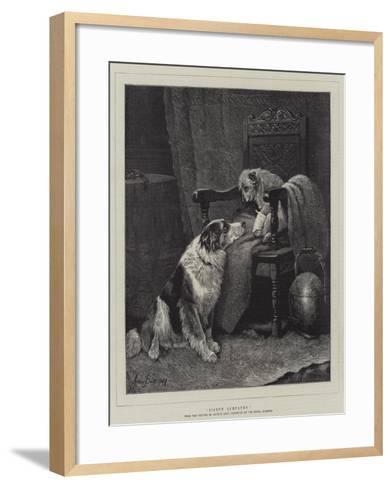 Silent Sympathy-Arthur Batt-Framed Art Print