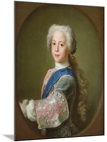 Portrait of Prince Henry Benedict Clement Stewart, 1732-Antonio David-Mounted Giclee Print