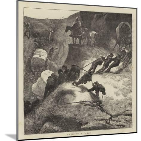 Sketches in the Far West-Arthur Boyd Houghton-Mounted Giclee Print