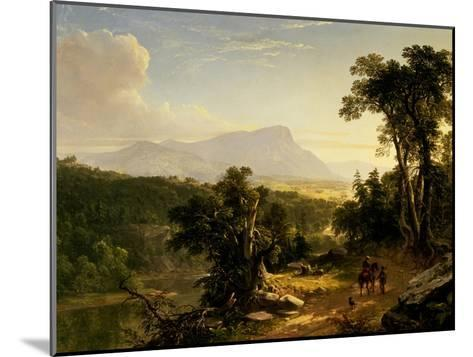 Landscape-Composition: in the Catskills, 1848-Asher Brown Durand-Mounted Giclee Print