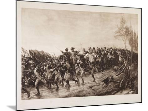 After Waterloo: Every Man for Himself, 1890-Andrew Carrick Gow-Mounted Giclee Print