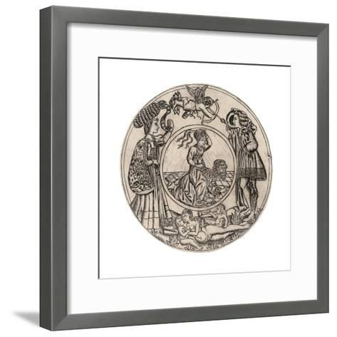 Aristotle and Phyllis-Baccio Baldini-Framed Art Print