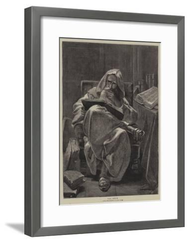 The Monk-Carl Haag-Framed Art Print