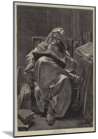 The Monk-Carl Haag-Mounted Giclee Print