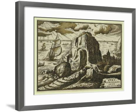 Landscape-Bartolomeo Coriolano-Framed Art Print