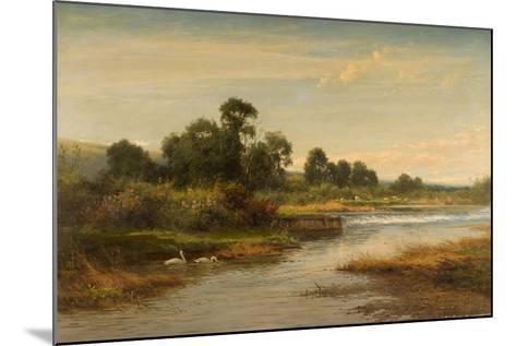 Goring on Thames, 1873-Benjamin Williams Leader-Mounted Giclee Print