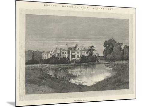 Audley End-Charles Auguste Loye-Mounted Giclee Print