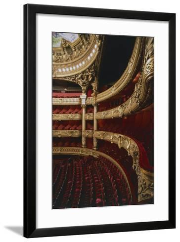Stalls of Palais Garnier-Charles Garnier-Framed Art Print