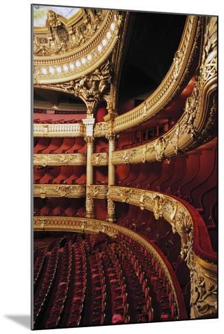 Stalls of Palais Garnier-Charles Garnier-Mounted Giclee Print