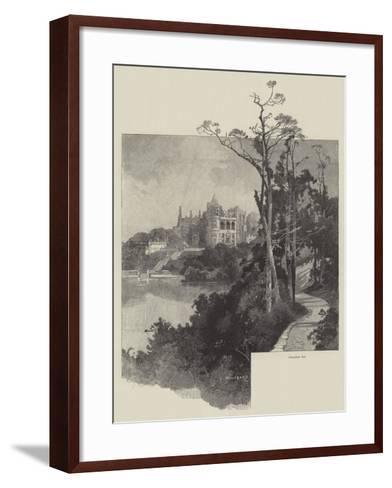 Mr Meeson's Will-Charles Auguste Loye-Framed Art Print