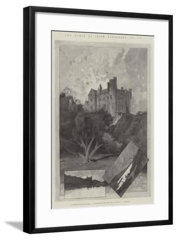 Castlewellan-Charles Auguste Loye-Framed Art Print