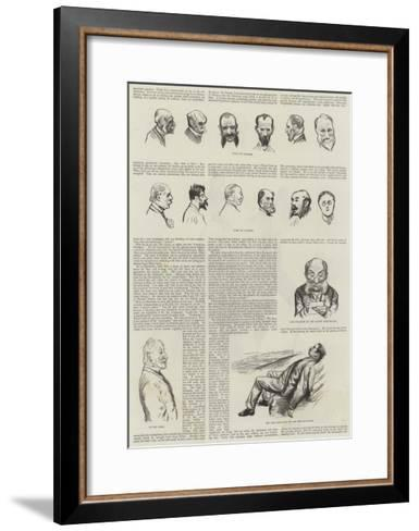 A Visit to Monte Carlo-Charles Paul Renouard-Framed Art Print