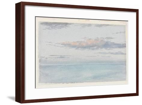 Cloud Study-Charles James Spence-Framed Art Print