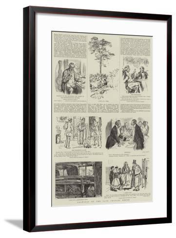Drawings by the Late Charles Keene-Charles Keene-Framed Art Print